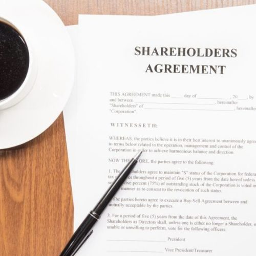 Stakeholders' Agreement